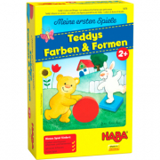 HABA Meine ersten Spiele Teddys Farben & Formen