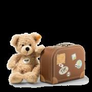 Steiff Fynn Teddybär im Koffer 30cm